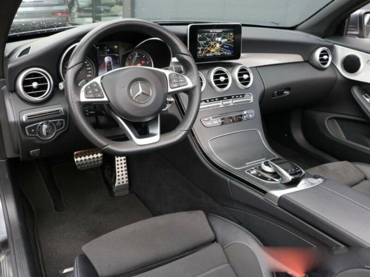 Mercedes Classe C C 220 d Cabrio  gris - 7