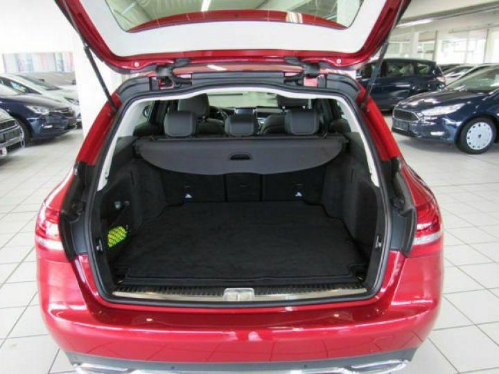 Mercedes Classe C #  C 220 d T 9G-Tronic Avantgarde Pano,Navi,LED Rouge Peinture métallisée - 5
