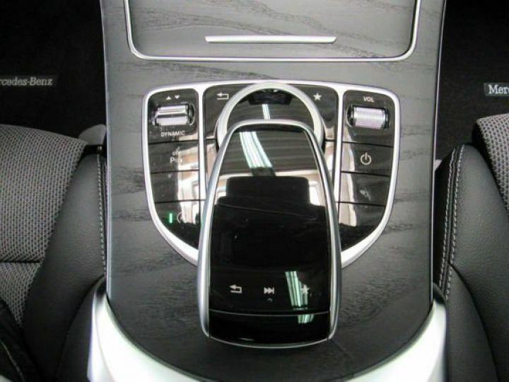 Mercedes Classe C #  C 220 d T 9G-Tronic Avantgarde Pano,Navi,LED Rouge Peinture métallisée - 8