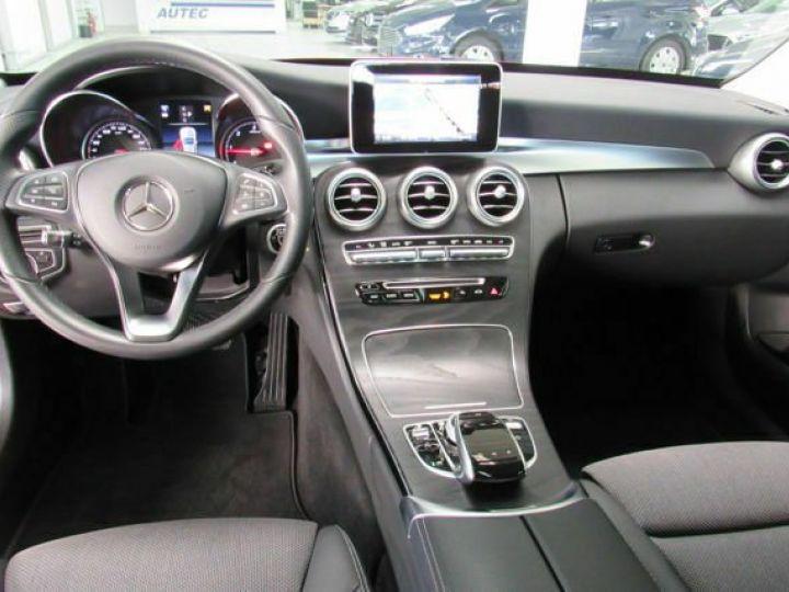 Mercedes Classe C #  C 220 d T 9G-Tronic Avantgarde Pano,Navi,LED Rouge Peinture métallisée - 9