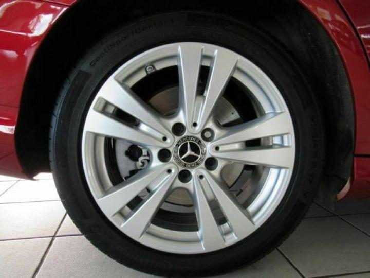 Mercedes Classe C #  C 220 d T 9G-Tronic Avantgarde Pano,Navi,LED Rouge Peinture métallisée - 13
