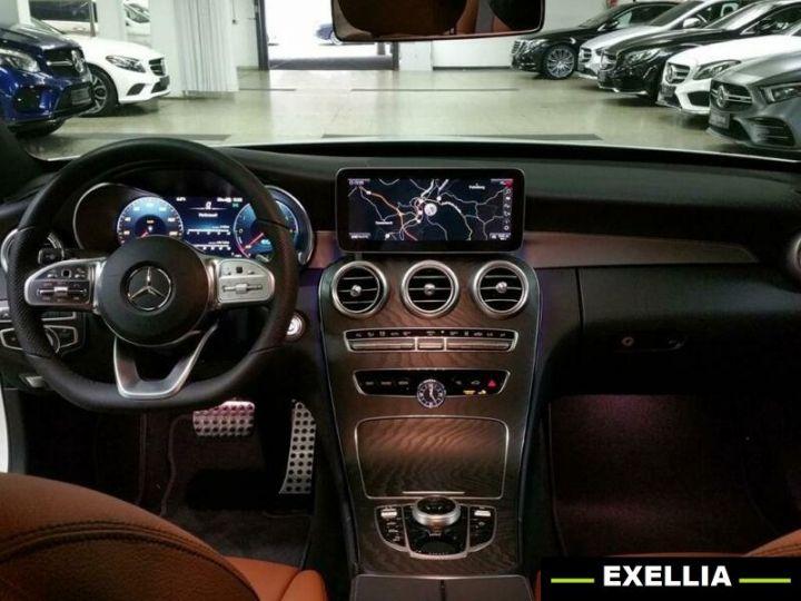 Mercedes Classe C C 300 de AMG BLANC PEINTURE METALISE  Occasion - 7