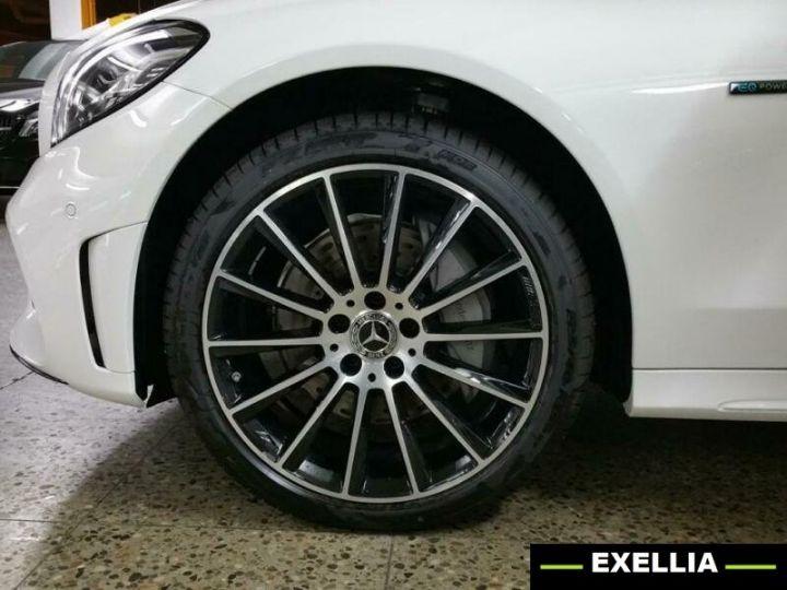Mercedes Classe C C 300 de AMG BLANC PEINTURE METALISE  Occasion - 11