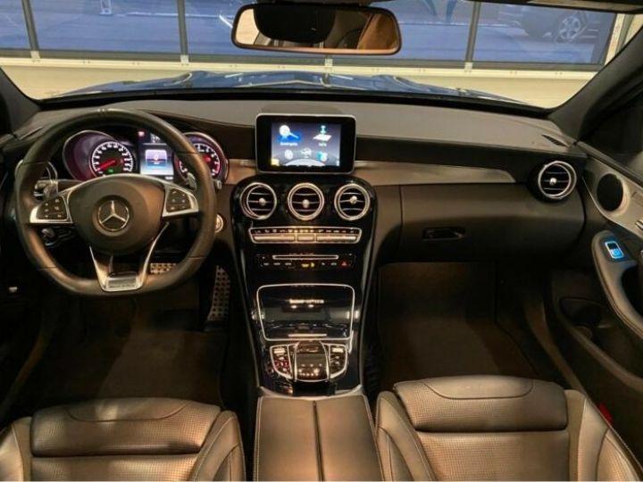 Mercedes Classe C C 63 AMG  noire - 4