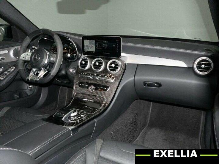 Mercedes Classe C C 63 S AMG  BLANC PEINTURE METALISE  Occasion - 4