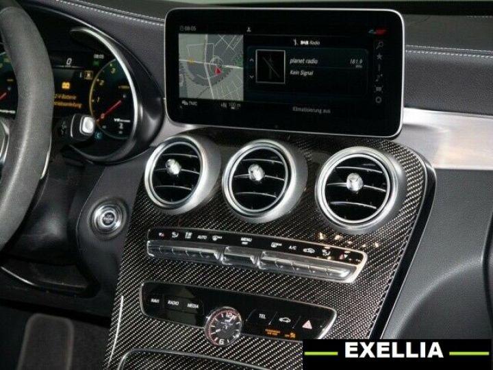 Mercedes Classe C C 63 S AMG  BLANC PEINTURE METALISE  Occasion - 8