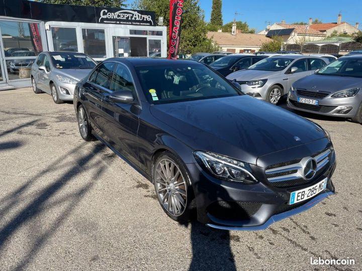 Mercedes Classe C c220 Gris Occasion - 2