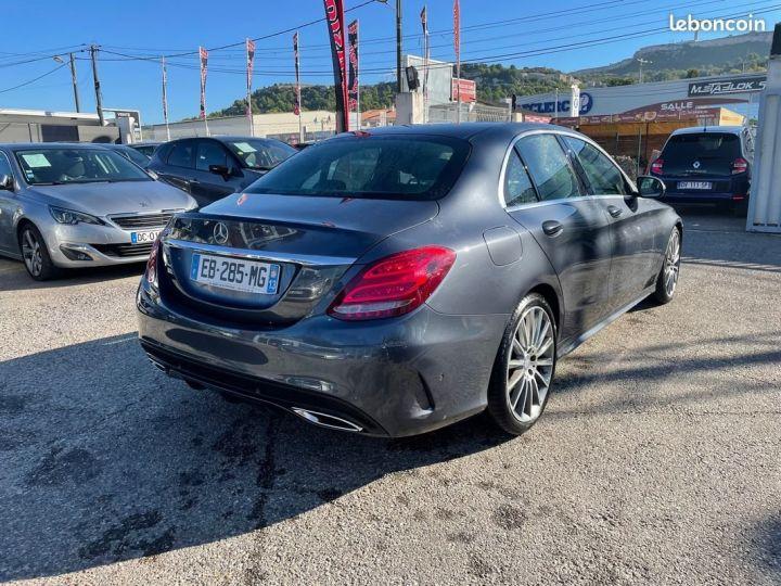 Mercedes Classe C c220 Gris Occasion - 4