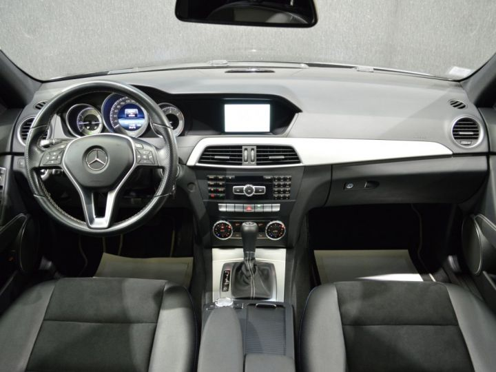 Mercedes Classe C C220 CDI SW W204 7G TRONIC 2.1l 170ch FINAL EDITION C AMG SUPERBE ETAT HISTO COMPLET NOIR - 8