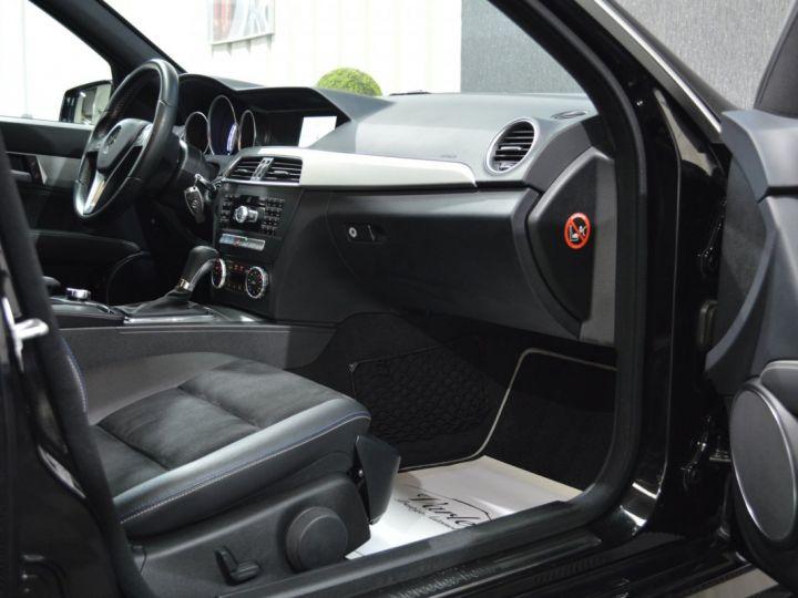 Mercedes Classe C C220 CDI SW W204 7G TRONIC 2.1l 170ch FINAL EDITION C AMG SUPERBE ETAT HISTO COMPLET NOIR - 9