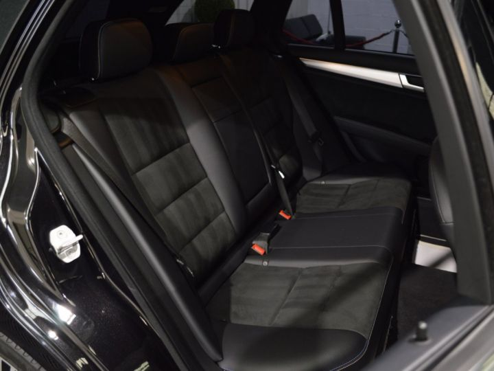 Mercedes Classe C C220 CDI SW W204 7G TRONIC 2.1l 170ch FINAL EDITION C AMG SUPERBE ETAT HISTO COMPLET NOIR - 12