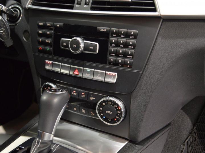 Mercedes Classe C C220 CDI SW W204 7G TRONIC 2.1l 170ch FINAL EDITION C AMG SUPERBE ETAT HISTO COMPLET NOIR - 15