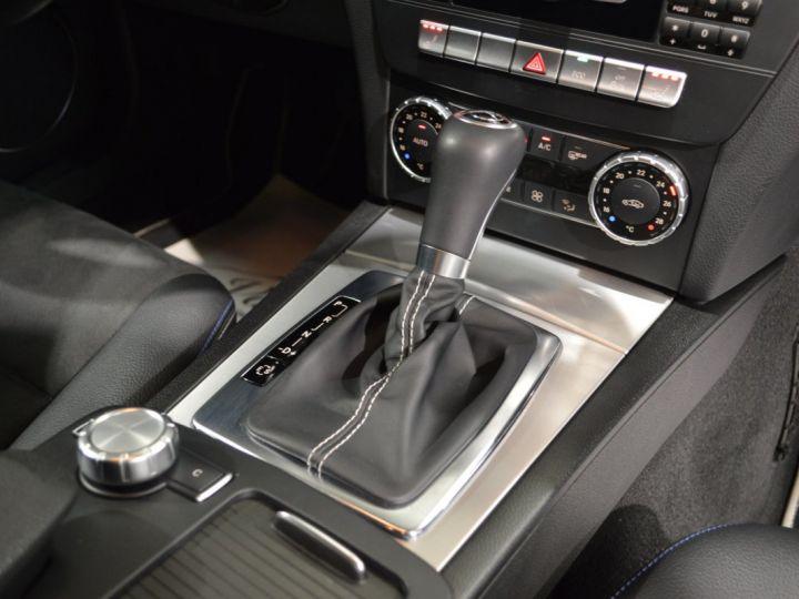 Mercedes Classe C C220 CDI SW W204 7G TRONIC 2.1l 170ch FINAL EDITION C AMG SUPERBE ETAT HISTO COMPLET NOIR - 16