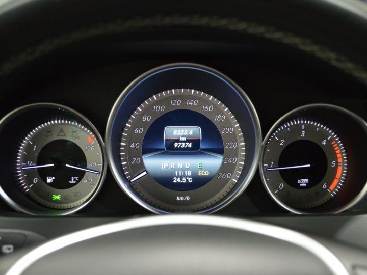 Mercedes Classe C C220 CDI SW W204 7G TRONIC 2.1l 170ch FINAL EDITION C AMG SUPERBE ETAT HISTO COMPLET NOIR - 17