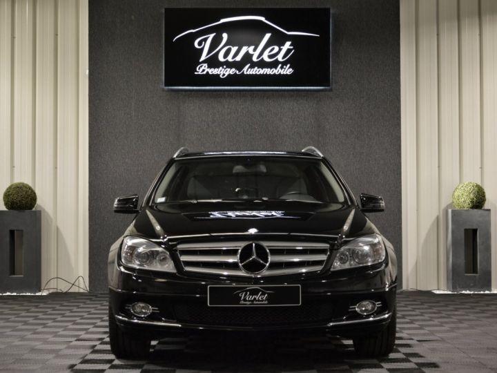 Mercedes Classe C C250 CDI SW W204 BVA 2.0l 204ch AVANTGARDE 2EME MAIN HISTORIQUE COMPLET SUPERBE ETAT noir obsidienne - 2