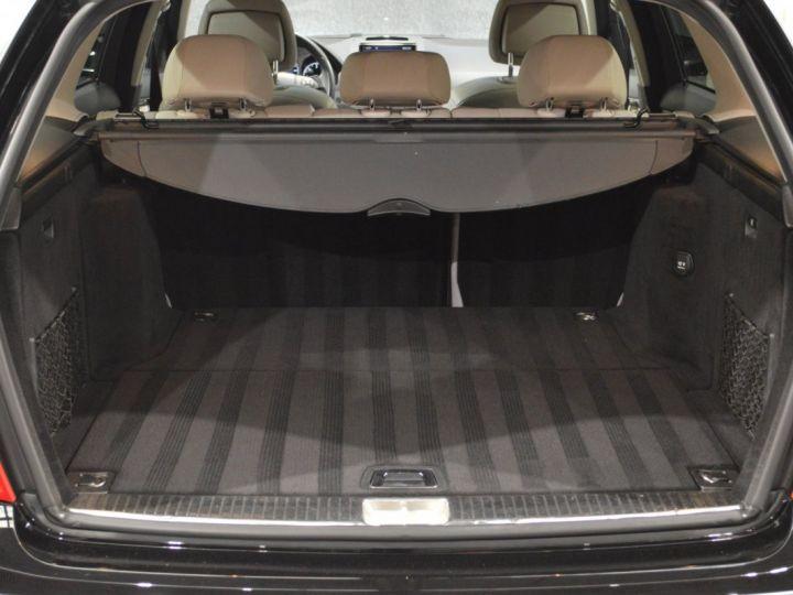Mercedes Classe C C250 CDI SW W204 BVA 2.0l 204ch AVANTGARDE 2EME MAIN HISTORIQUE COMPLET SUPERBE ETAT noir obsidienne - 17