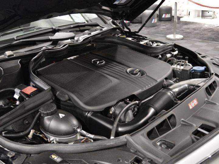 Mercedes Classe C C250 CDI SW W204 BVA 2.0l 204ch AVANTGARDE 2EME MAIN HISTORIQUE COMPLET SUPERBE ETAT noir obsidienne - 20