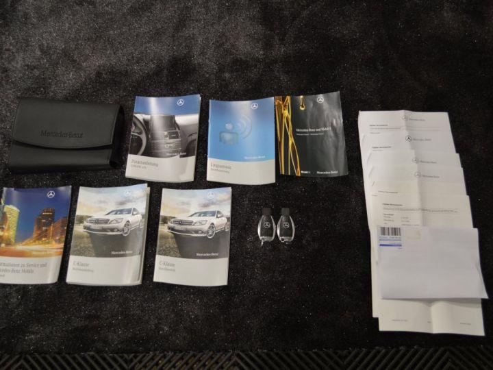 Mercedes Classe C C250 CDI SW W204 BVA 2.0l 204ch AVANTGARDE 2EME MAIN HISTORIQUE COMPLET SUPERBE ETAT noir obsidienne - 21