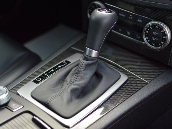 Mercedes Classe C C63 AMG W204 2EME MAIN HISTORIQUE FULL MERCEDES NOIR METAL - 10
