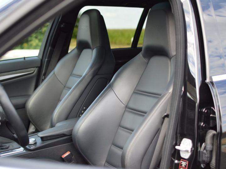 Mercedes Classe C C63 AMG W204 2EME MAIN HISTORIQUE FULL MERCEDES NOIR METAL - 12
