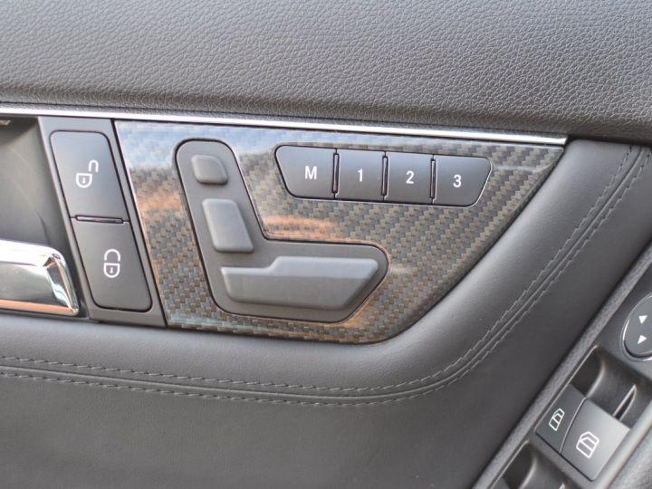 Mercedes Classe C C63 AMG W204 2EME MAIN HISTORIQUE FULL MERCEDES NOIR METAL - 15