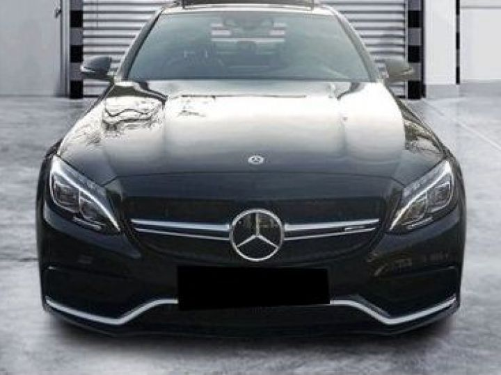 Mercedes Classe C C63S AMG NOIR Occasion - 2