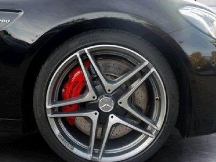 Mercedes Classe C C63S AMG NOIR Occasion - 3