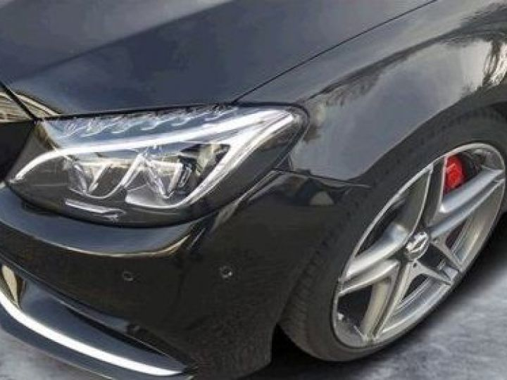 Mercedes Classe C C63S AMG NOIR Occasion - 5