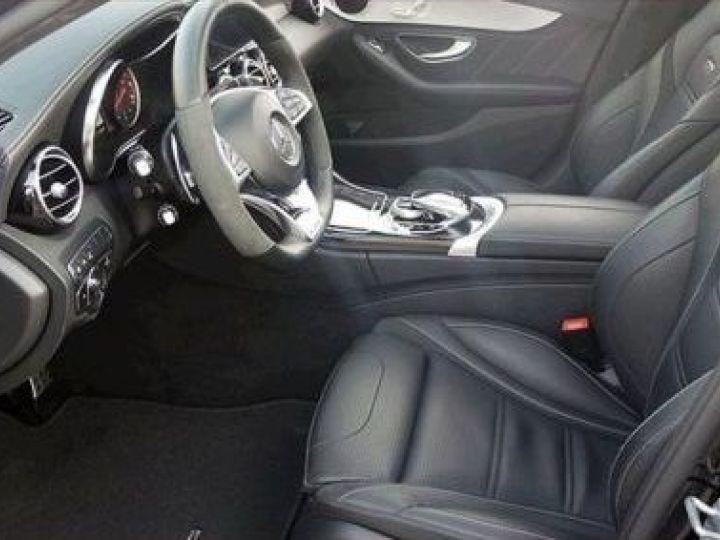 Mercedes Classe C C63S AMG NOIR Occasion - 7