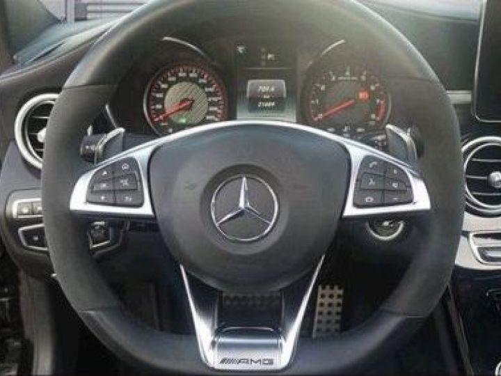 Mercedes Classe C C63S AMG NOIR Occasion - 8
