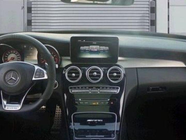 Mercedes Classe C C63S AMG NOIR Occasion - 13