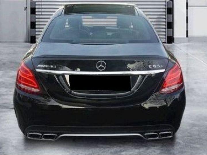 Mercedes Classe C C63S AMG NOIR Occasion - 18