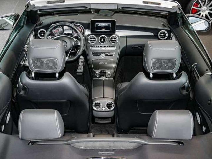 Mercedes Classe C CABRIOLET 63 AMG  Gris Foncé - 3