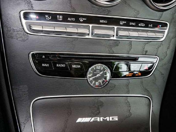 Mercedes Classe C CABRIOLET 63 AMG  Gris Foncé - 6