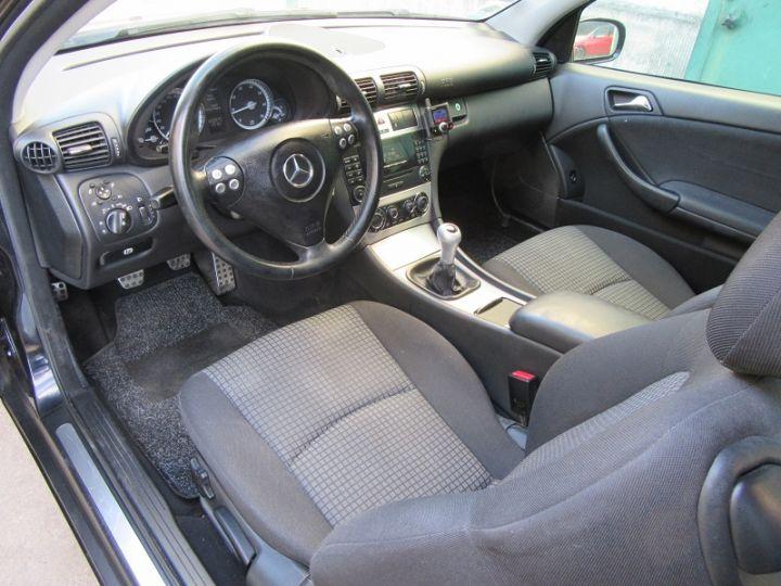 Mercedes Classe C Coupe Sport 180K SPORT EDITION NOIR Occasion - 2
