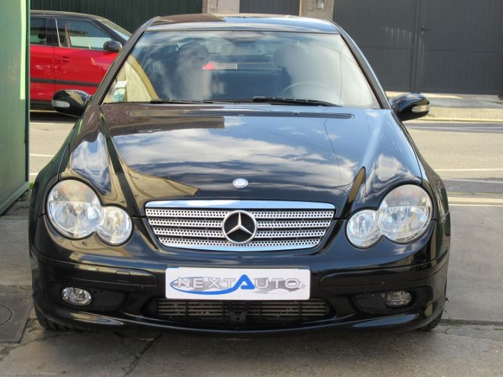 Mercedes Classe C Coupe Sport 180K SPORT EDITION NOIR Occasion - 7