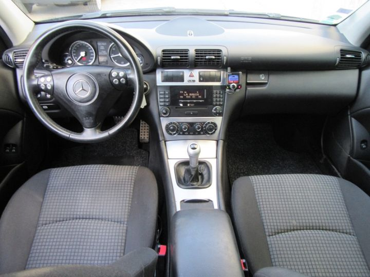 Mercedes Classe C Coupe Sport 180K SPORT EDITION NOIR Occasion - 10