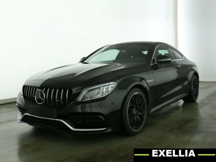 Mercedes Classe C Coupe Sport C 63 AMG COUPE PERFORMANCE  NOIR PEINTURE METALISE  Occasion - 1