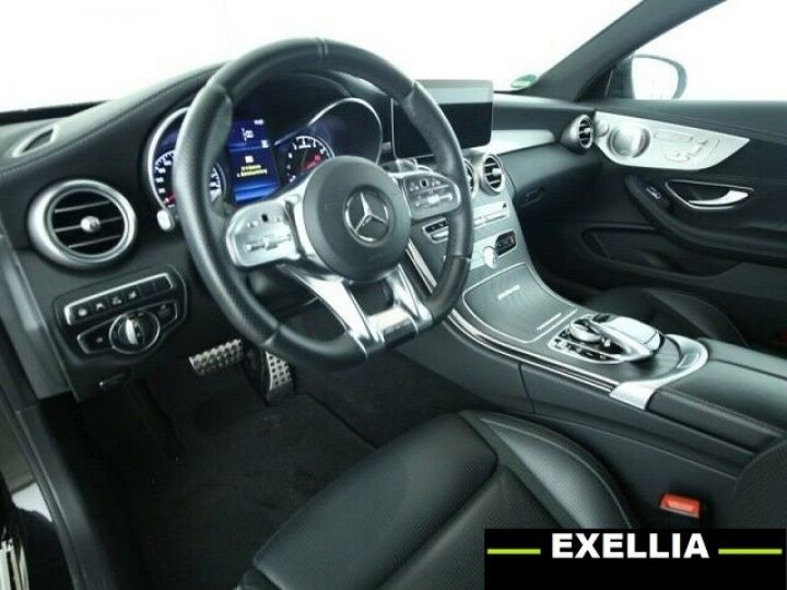 Mercedes Classe C Coupe Sport C 63 AMG COUPE PERFORMANCE  NOIR PEINTURE METALISE  Occasion - 5