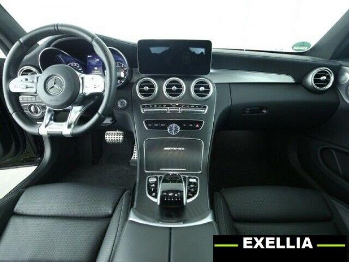 Mercedes Classe C Coupe Sport C 63 AMG COUPE PERFORMANCE  NOIR PEINTURE METALISE  Occasion - 6