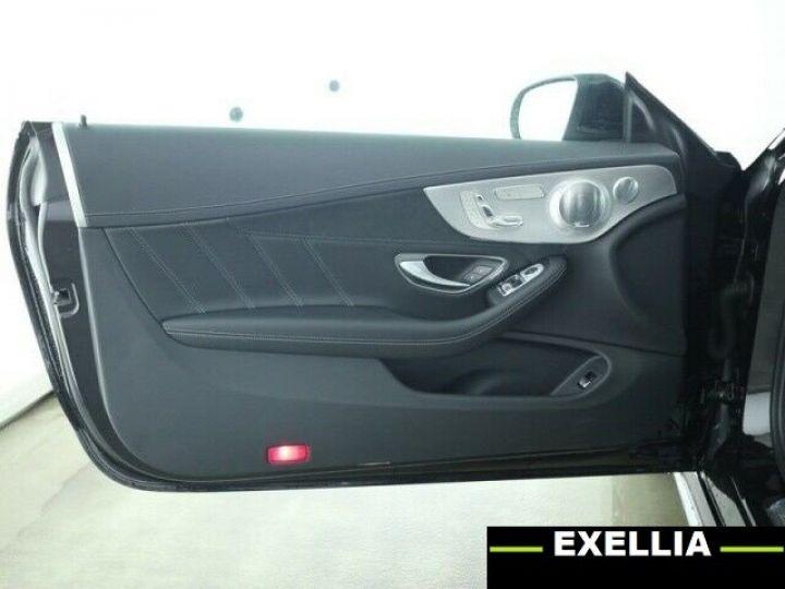 Mercedes Classe C Coupe Sport C 63 AMG COUPE PERFORMANCE  NOIR PEINTURE METALISE  Occasion - 8