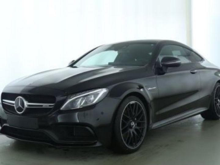 Mercedes Classe C Coupe Sport C205 V8 BI-TURBO NOIR Occasion - 1