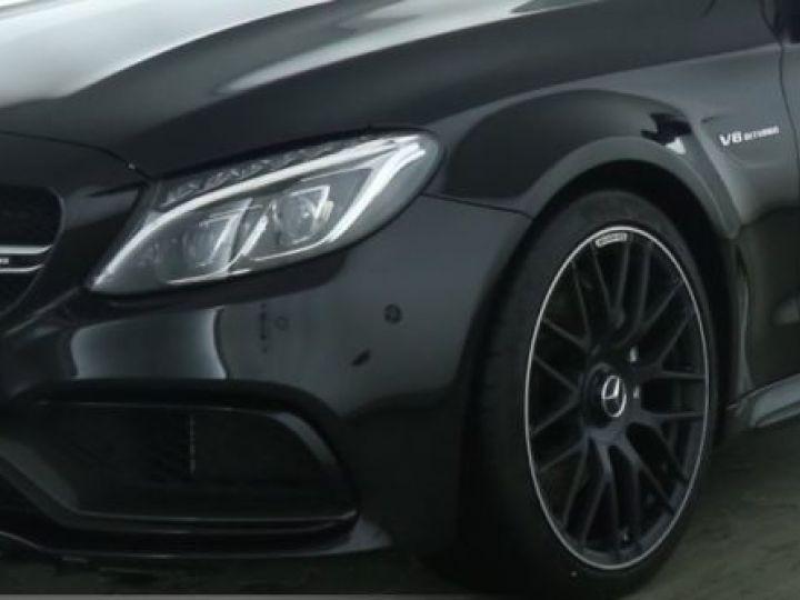 Mercedes Classe C Coupe Sport C205 V8 BI-TURBO NOIR Occasion - 3