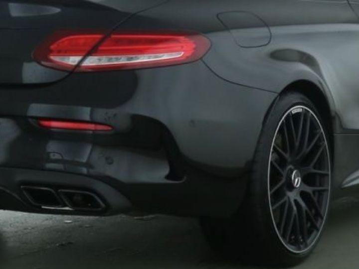 Mercedes Classe C Coupe Sport C205 V8 BI-TURBO NOIR Occasion - 4