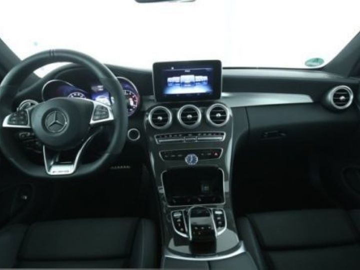 Mercedes Classe C Coupe Sport C205 V8 BI-TURBO NOIR Occasion - 8