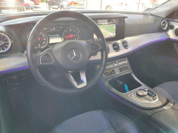 Mercedes Classe C Coupe Sport E220d e Coupé 194ch Noir - 5