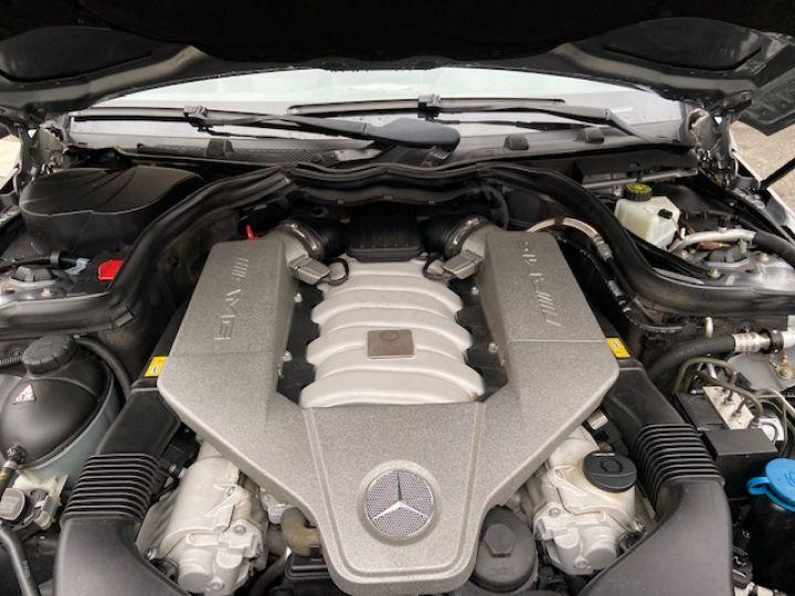 Mercedes Classe C MERCEDES C63 AMG 457CV 68000 KMS Gris - 30