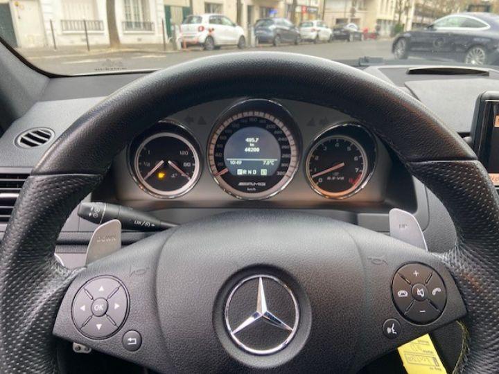 Mercedes Classe C MERCEDES C63 AMG 457CV 68000 KMS Gris - 13