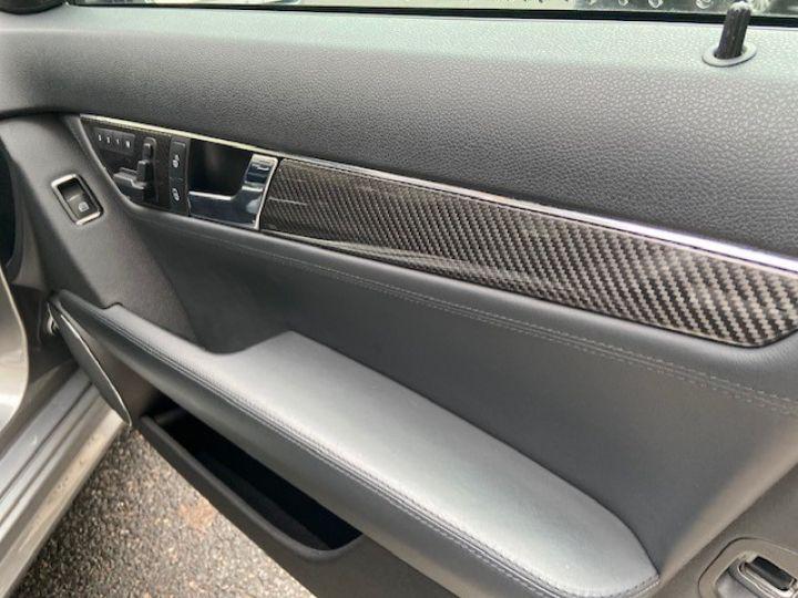 Mercedes Classe C MERCEDES C63 AMG 457CV 68000 KMS Gris - 22