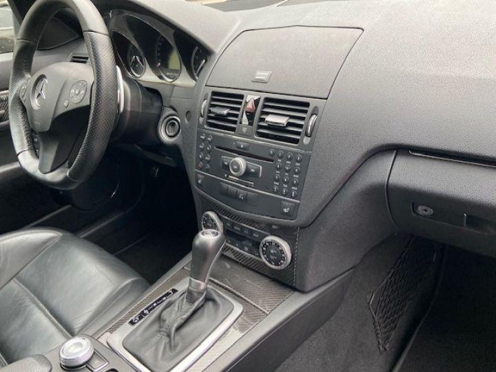 Mercedes Classe C MERCEDES C63 AMG 457CV 68000 KMS Gris - 24
